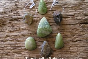 Titanit-gelb-Sphen-