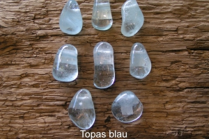 Topas-blau
