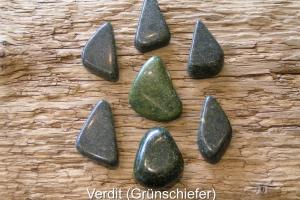 Verdit-Grünschiefer-