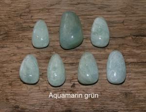 Aquamarin-grün