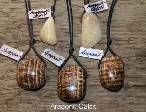 Aragonit-Calcit