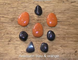 Aventurin-blau-Aventurin-orange