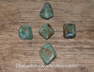 Chalcedon-Kupferchalcedon-