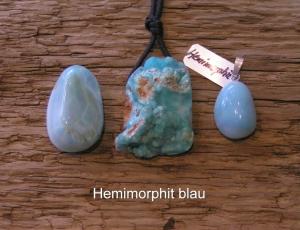 Hemimorphit-blau