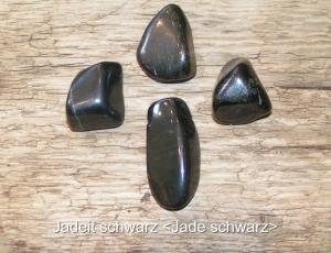 Jadeit-schwarz