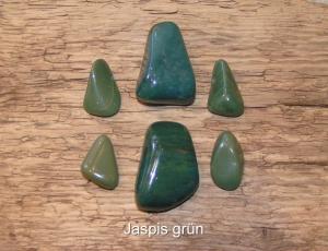 Jaspis-grün
