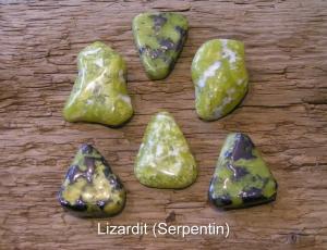 Lizardit-Serpentin