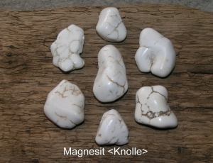 Magnesit-Knolle