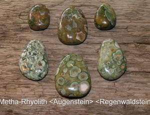 Metha-Rhyolith-Augenstein-Regenwaldstein-