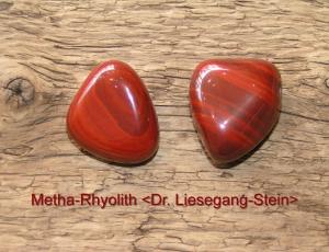 Metha-Rhyolith-Dr.Liesegang-Stein-Aztekenstein-