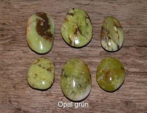 Opal-grün
